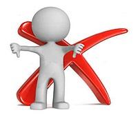 Отказ в приеме документов на государственную регистрацию прав