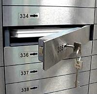 Расчеты за квартиру через банковскую ячейку