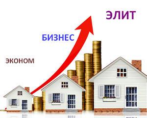 Отличия разных классов жилья