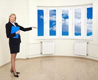 Показы квартиры перед продажей