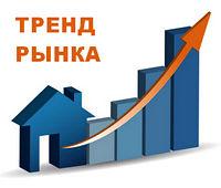 На росте рынка риск покупки квартиры меньше